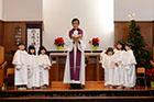 クリスマス礼拝1